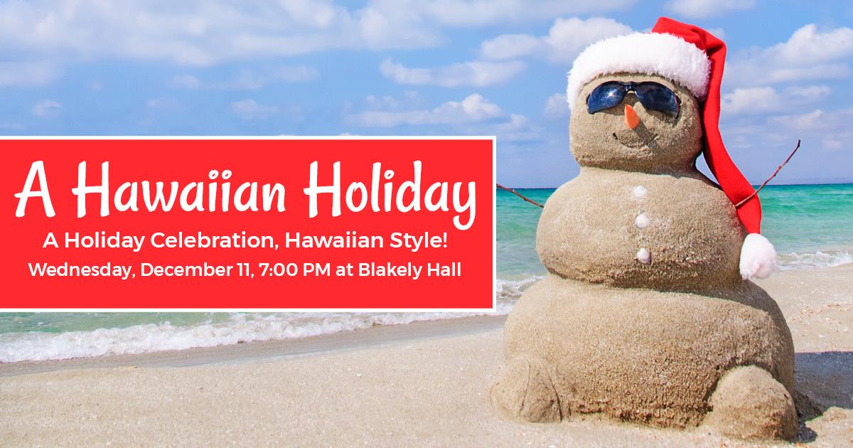 Issaquah Highlands Travel Night Hawaiian Holidays