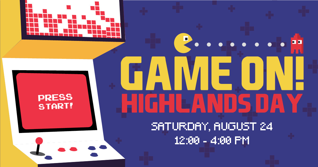 Game On! Highlands Day 2019