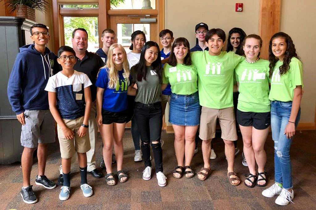 Highlands Youth Advisory Board
