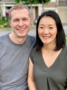 Mark and Helen Svendsen