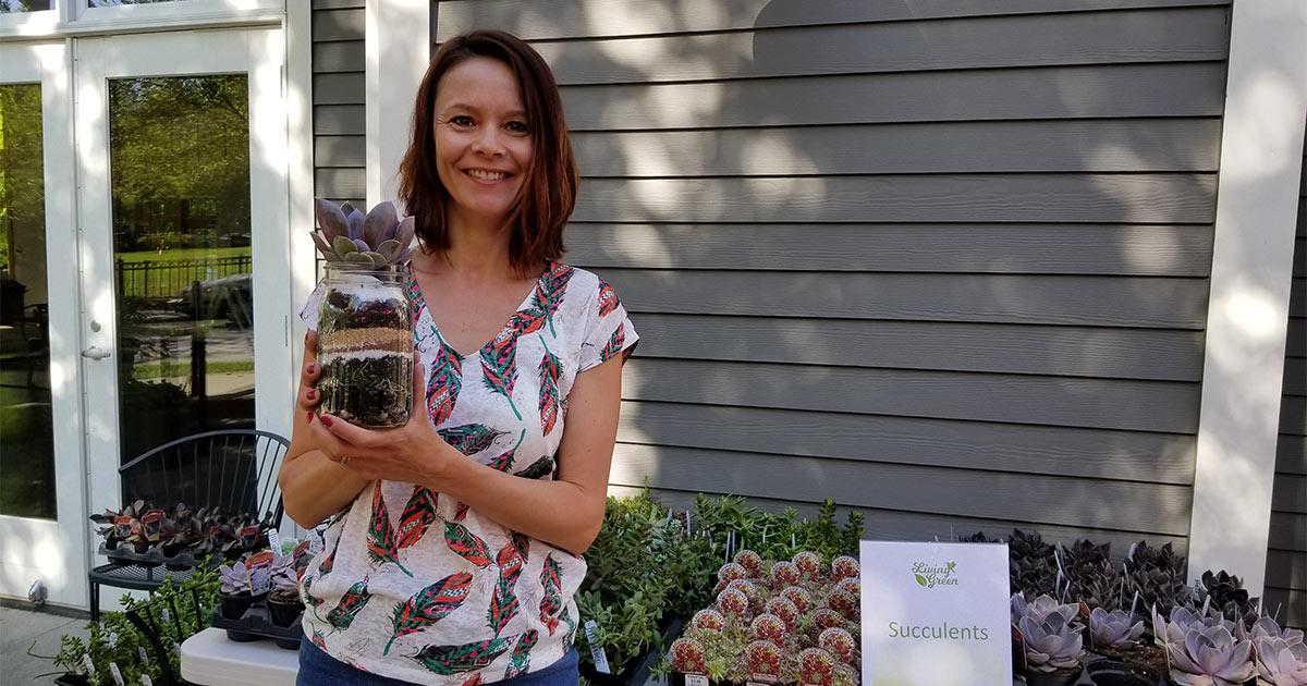 Aline Bloch Issaquah Highlands Volunteer