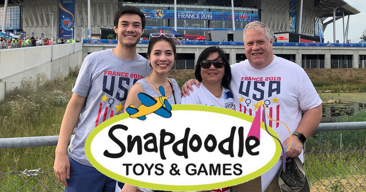 Snapdoodle Toys Owners Pickering Family
