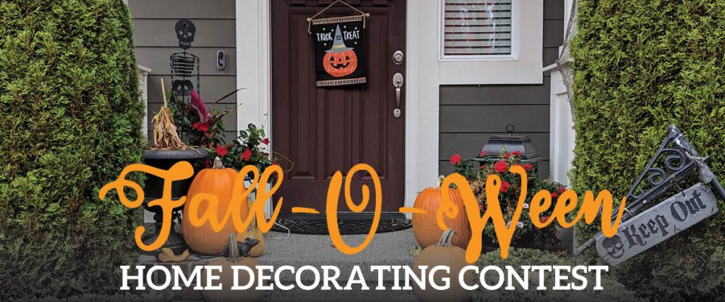 Issaquah Highlands Falloween Home Decorating Contest