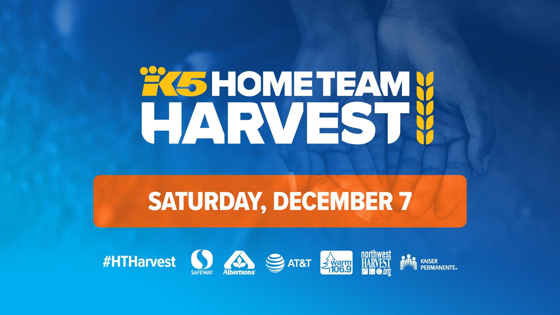 King5 Home Team Harvest Issaquah Highlands