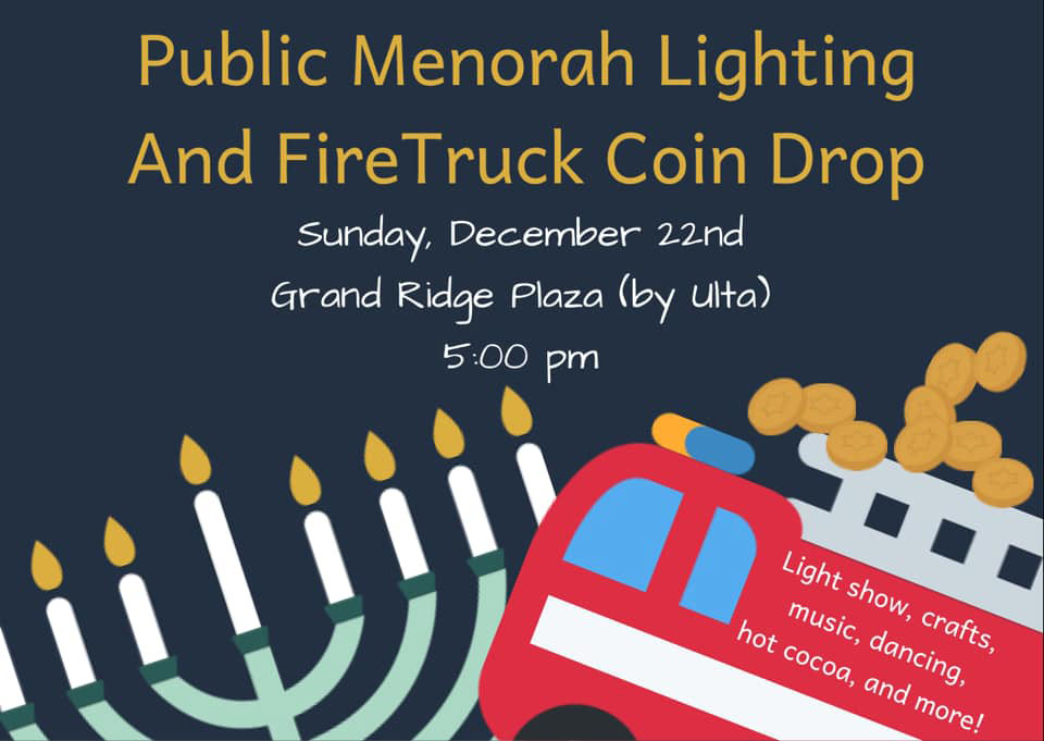 Issaquah Highlands Menorah Lighting