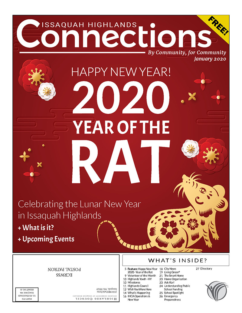 January 2020 Connections Lunar New Year
