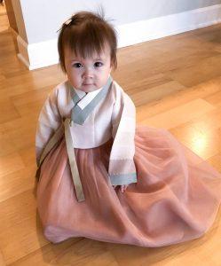 Lynn White Korean New Year