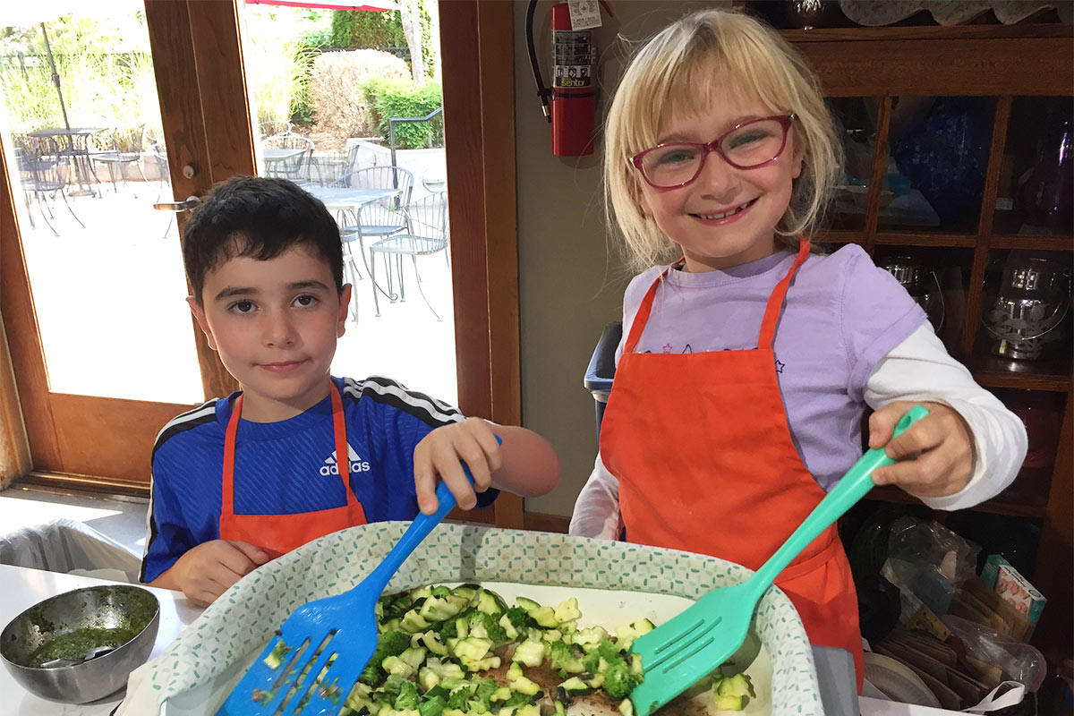 Issaquah Highlands cooking summer camps