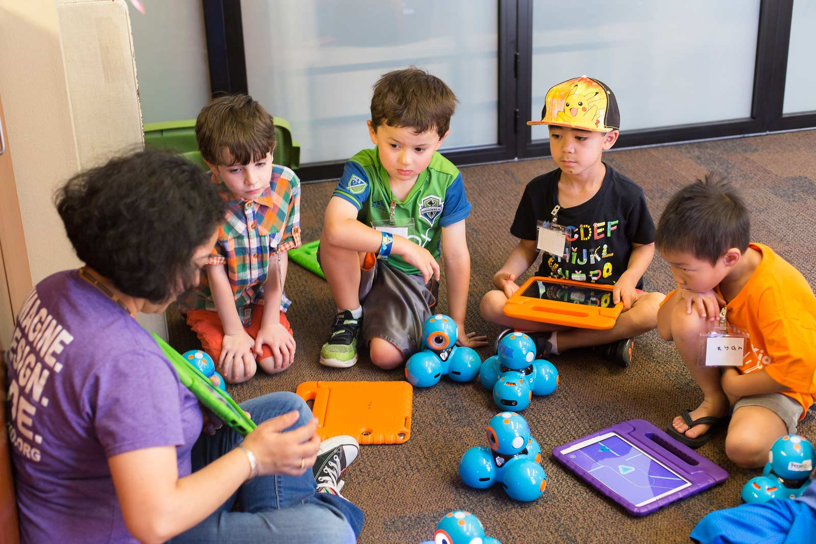Issaquah Highlands youth tech summer camps