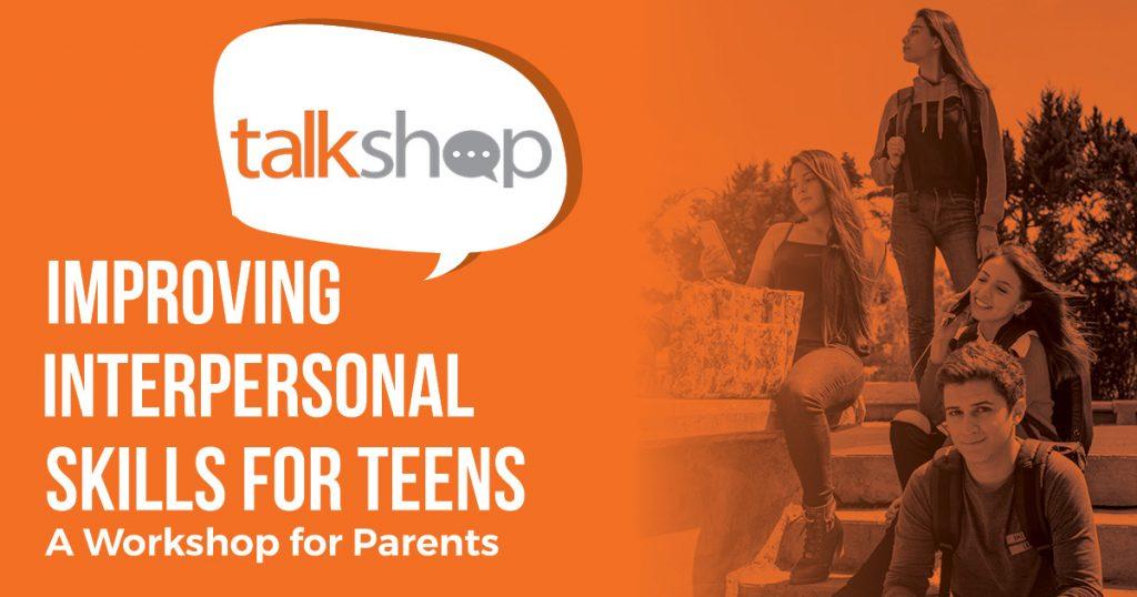TalkShop Parents Workshop
