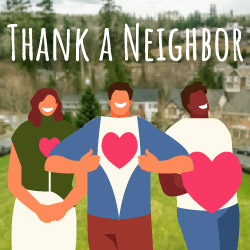 Thank a Neighbor
