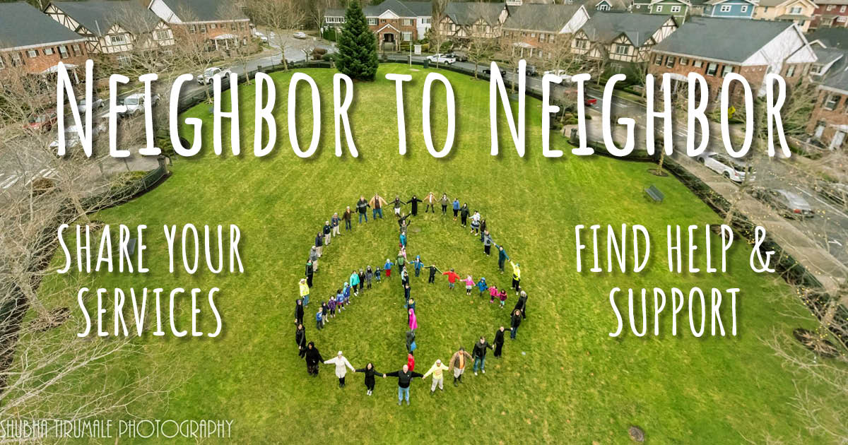 Neighbor to Neighbor Directory