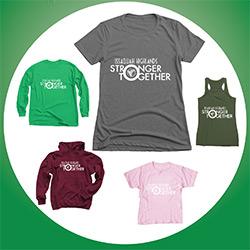 Stronger Together shirts