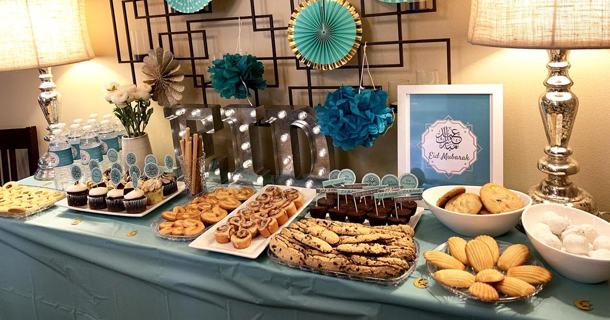 Eid buffet