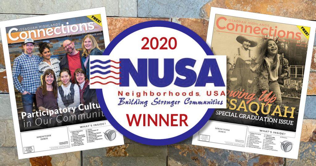 NUSA Connections Award