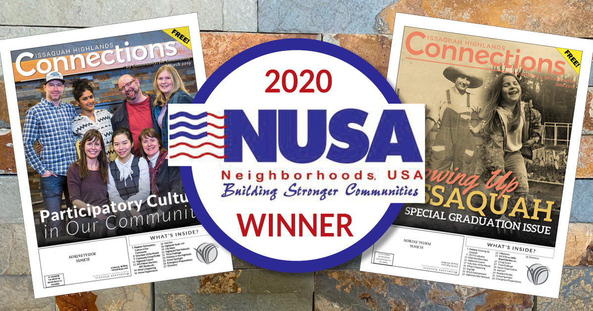 NUSA Connections Award