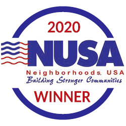 NUSA 2020 Connections Winner Badge