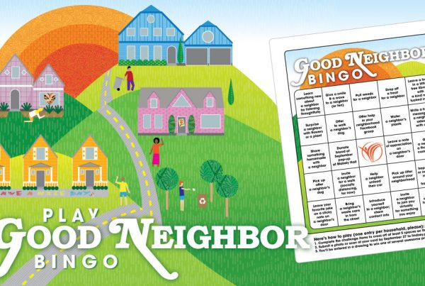 Good Neighbor Bingo Challenge