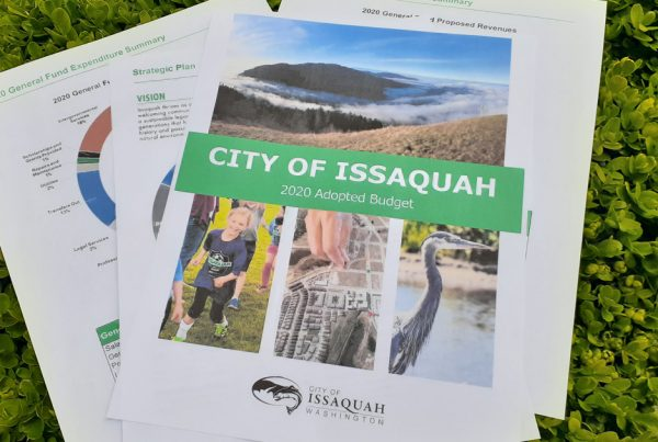 City of Issaquah Budget