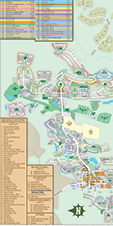 Issaquah Highlands Neighborhoods Map