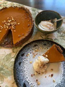 Kimberly Kapustein sweet potato pie