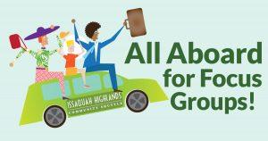 Community Shuttle Focus Groups