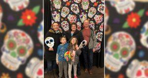 Magaly Merkel's family