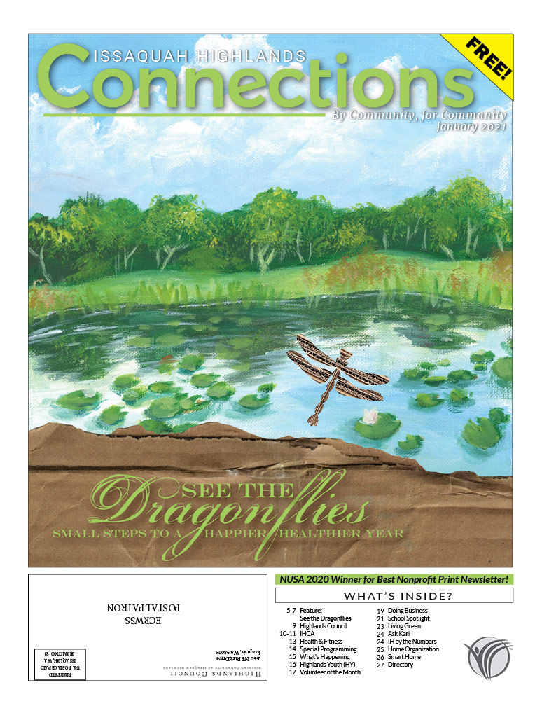 January 2021 Connections