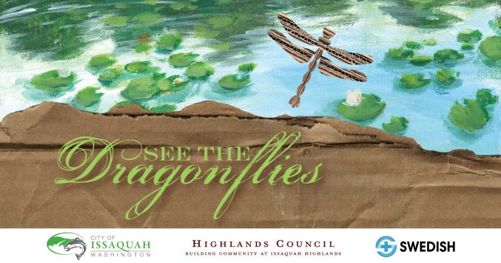 See the Dragonflies Community Art Project