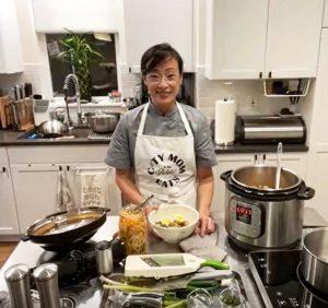 Chef Kim Ngo