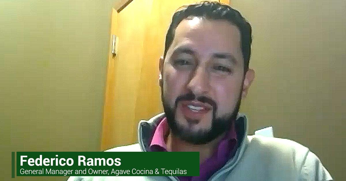 Federico Ramos Agave Cocina