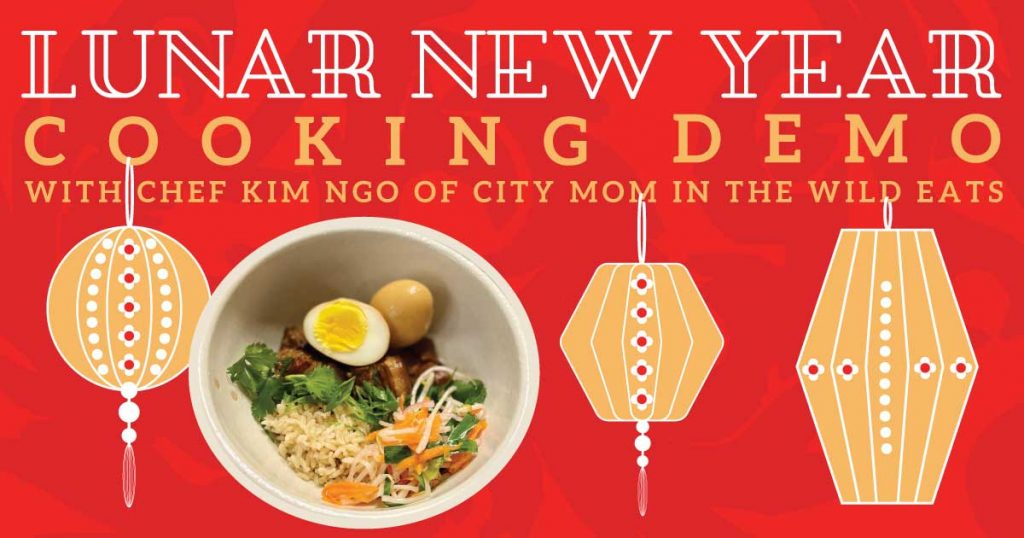 Lunar New Year Cooking Demo