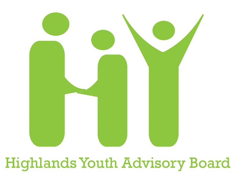 Highlands Youth Advisory Board HY logo