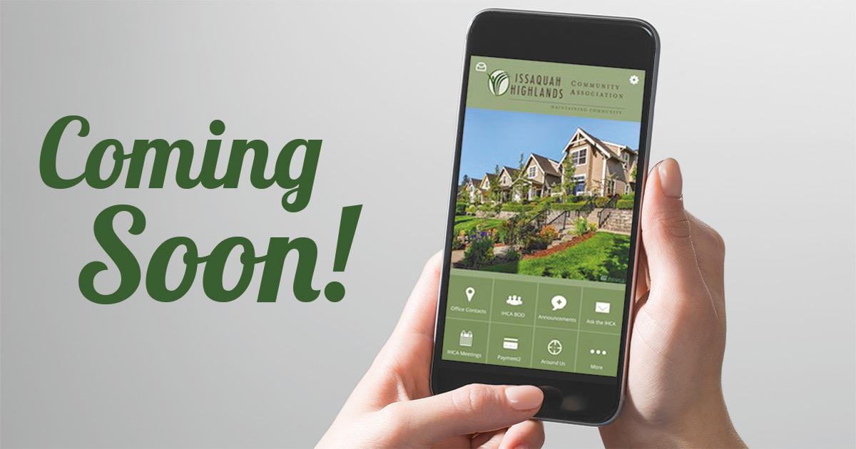 IHCA Mobile App Coming Soon