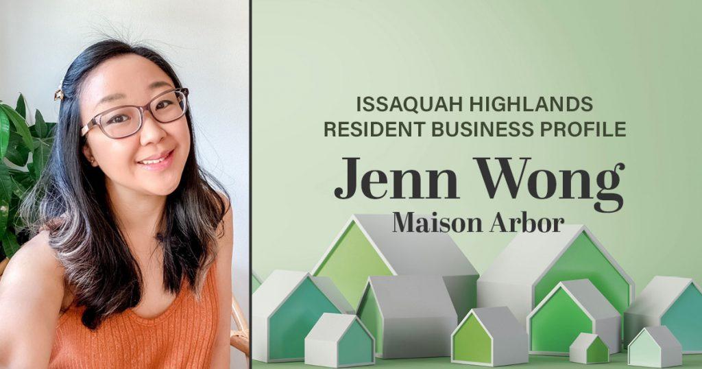 Resident Business Profile Jenn Wong