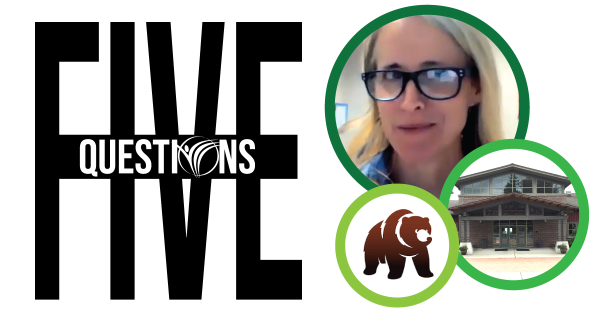 Five Questions with Judith Fernstrom, Grand Ridge Elementary School Counselor