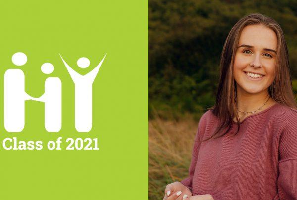 HY 2021 Grad Zoe Parsons