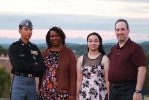 Kimberly Kapustein family
