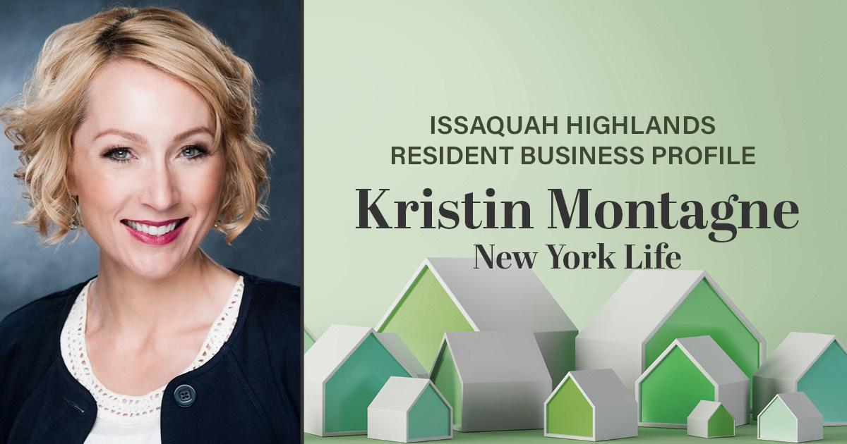 Kristin Montagne Issaquah Highlands Business