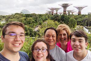 David Ngai family