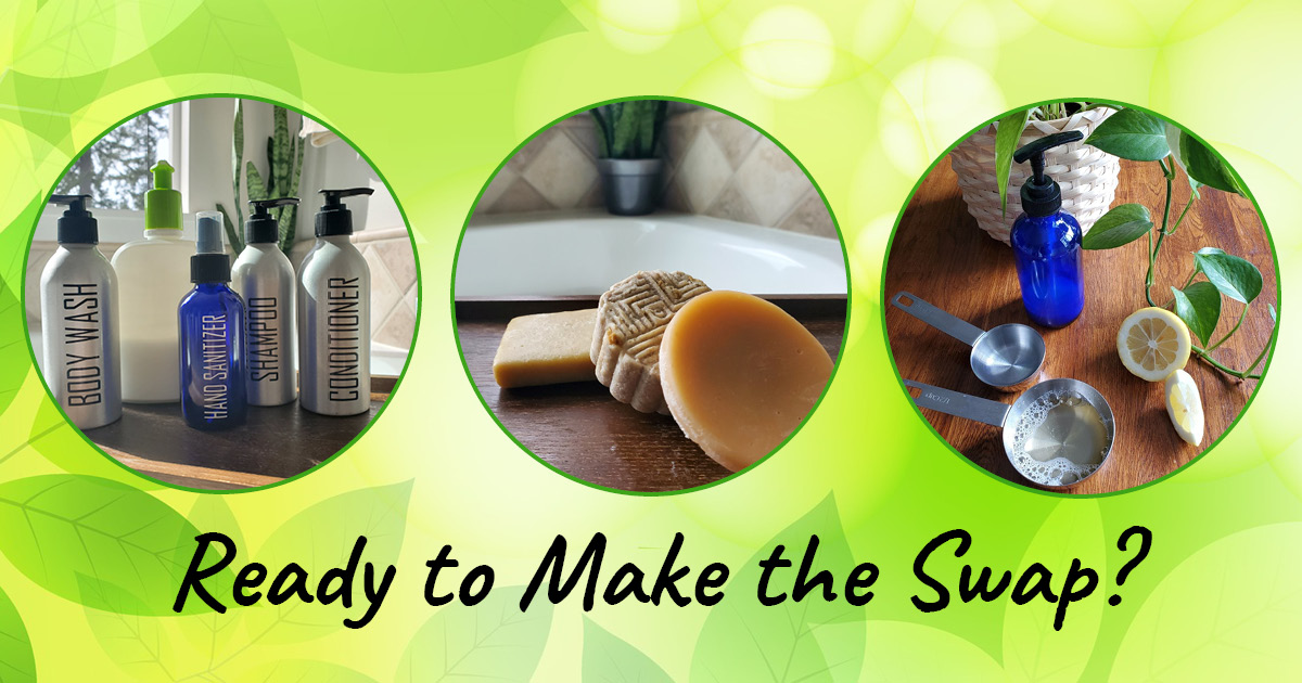 Ready to Make the Bathroom Swaps?