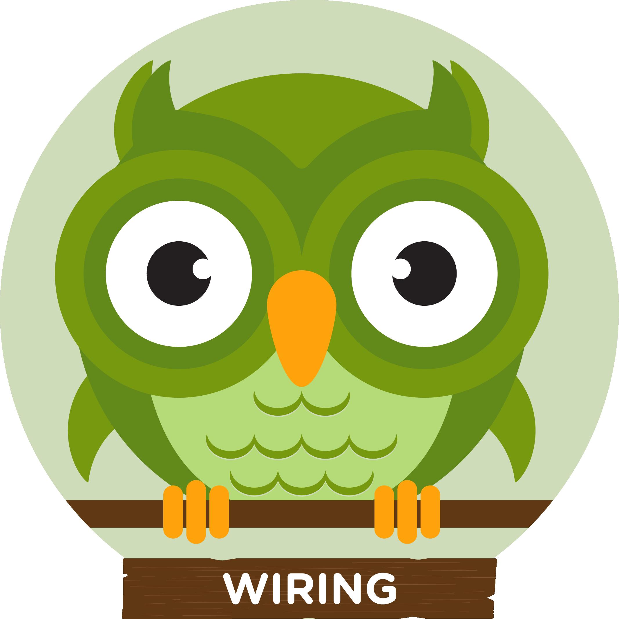 HFN Owlbert Wiring