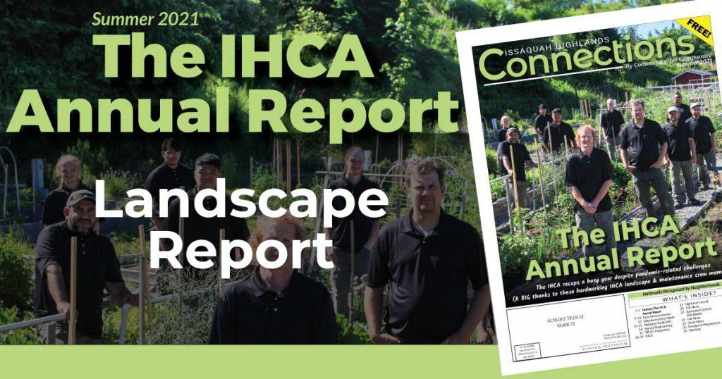 IHCA 2021 Landscape Report