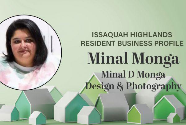 Resident Business Profile Minal Monga