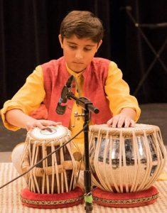Arya Mahajan tabla