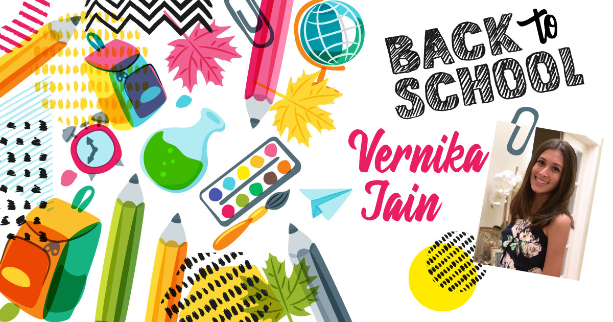 Back to School Vernika Jain