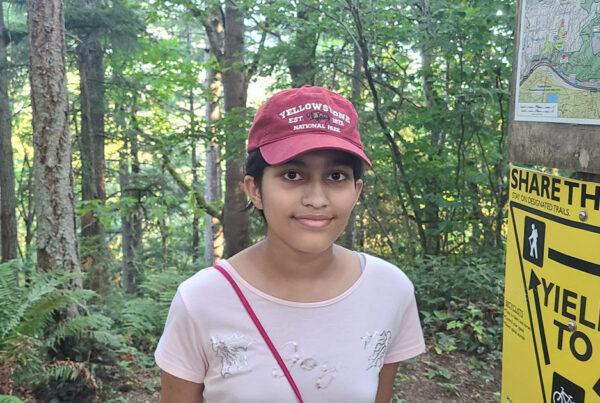 Akshadha Seshamani Grand Ridge Trail