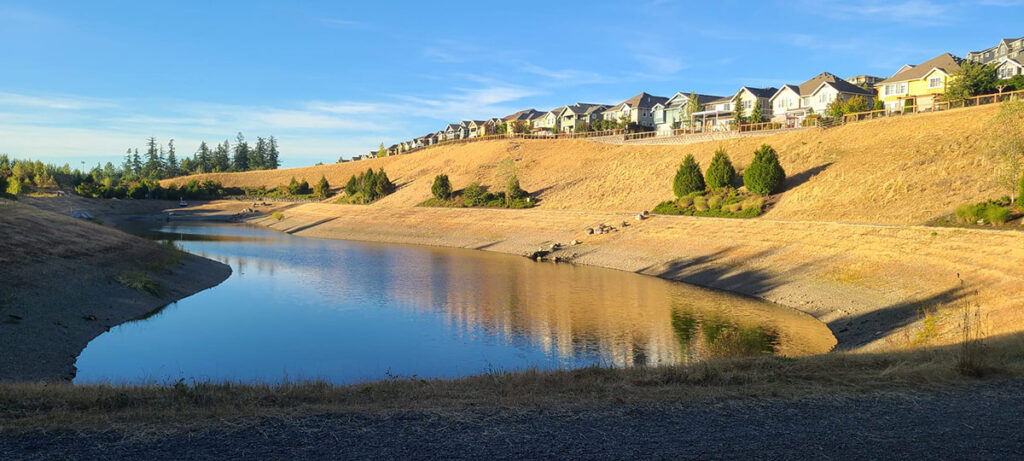 South Pond Issaquah Highlands