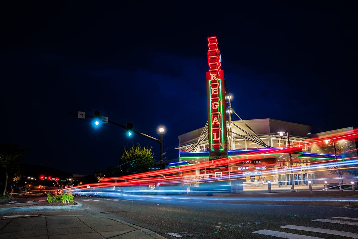 Issaquah Highlands Regal Theater