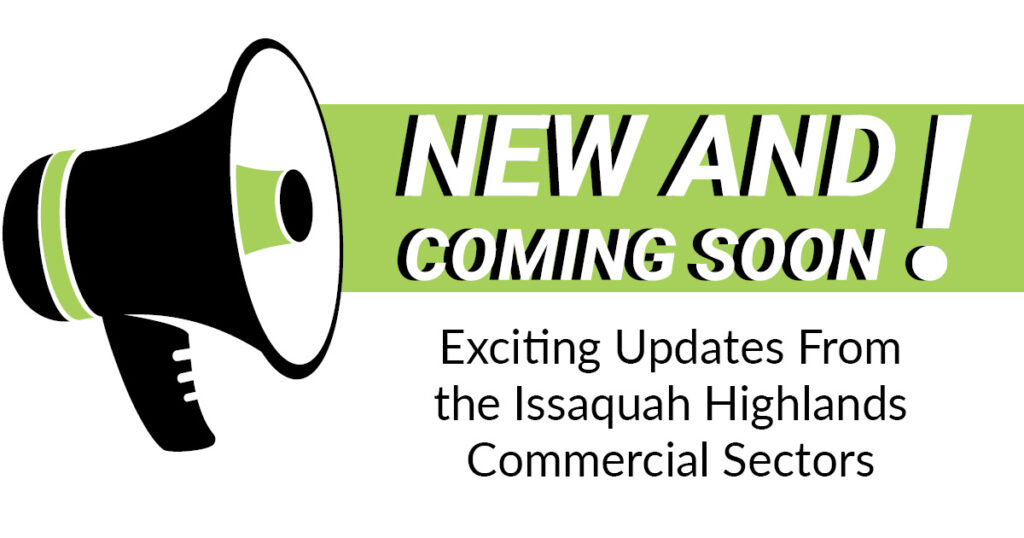 New & Coming Soon!
